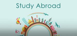 study abroad flier